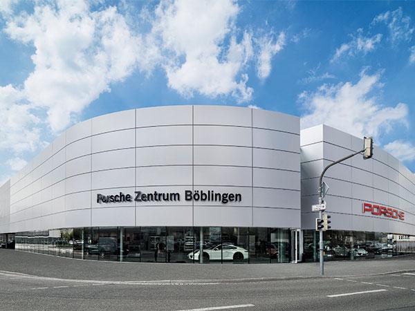 Porsche Zentrum Böblingen