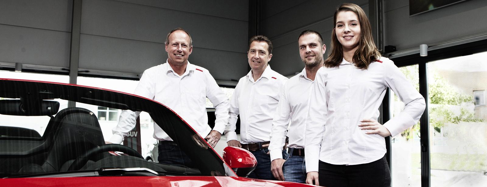 Porsche Service | Kundendienst | Service