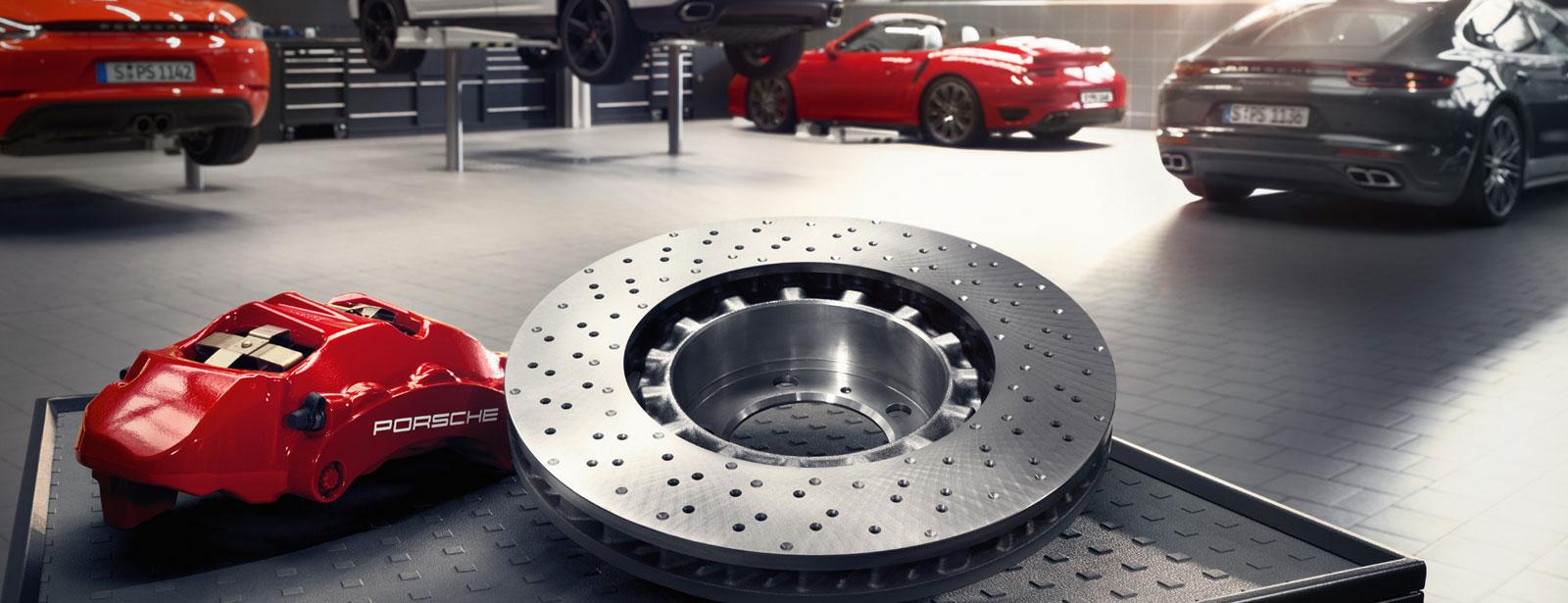 Porsche Service | Teiledienst