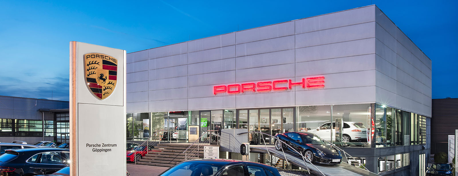 Porsche Centre Göppingen